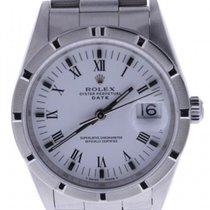 Rolex Date Automatic-self-wind Mens Watch 115210wro