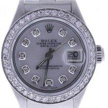 Rolex Datejust Automatic-self-wind Womens Watch 6916