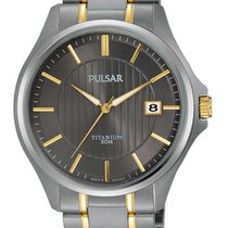 Pulsar PS9429X1 Herrenuhr Titanium 40mm 5ATM