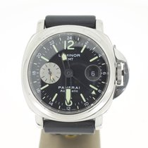 Panerai Luminor GMT 44mm Steel Automatic (B&P2006) MINT...