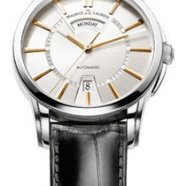 艾美 (Maurice Lacroix) Pontos Sun-Brushed Dial Mens Watch...