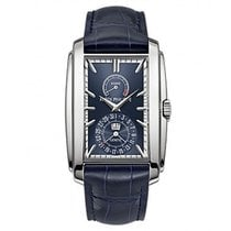 Patek Philippe Gondolo 8 Days Blu Dial White Gold - 5200g