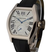 Cartier W1556233 Tortue XL Limited Edition in White Gold - On...