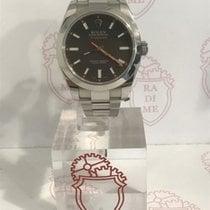 Rolex Milgauss Black Dial 116400