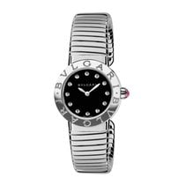 Bulgari Tubogas Ladies 26mm Watch 102145