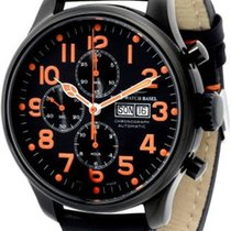 Zeno-Watch Basel OS Pilot Chrono Day-Date Blacky