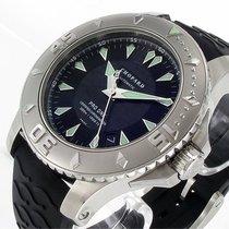 "Chopard ""L.U.C. PRO ONE"" Chronometer Edelstahl-Kautsch..."