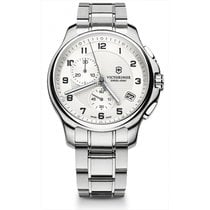 Victorinox Swiss Army Officer´s Herrenuhr Chronograph 241554