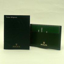 Rolex Milgauss Manual Booklet Set 2011 English