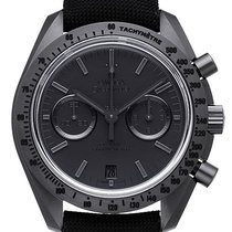 Omega Speedmaster Moonwatch Dark Side of the Moon Black Black