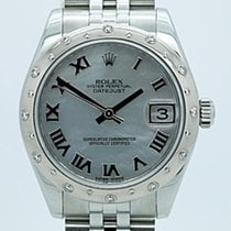 Rolex Datejust Lady med. MOP Diamond