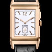 Jaeger-LeCoultre Reverso Lady Ultra Thin Duoface Pink Gold...