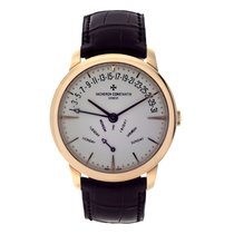 Vacheron Constantin Patrimony Retrograde Day-Date - NEW - B+P...