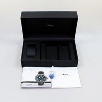 Sinn Uhrenbox mit Umkarton und Zubehör für limitierte Jagduhr