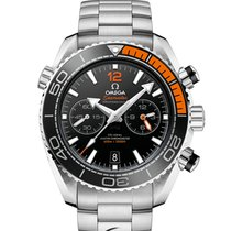 Omega Planet Ocean 600 M Co-Axial Chronometer Chronograph