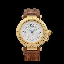 Cartier Pasha de Cartier 18k Yellow Gold Unisex W3004856 - W3370