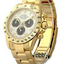 Rolex Unworn 116528 Yellow Gold Daytona on Bracelet - 116528 -...