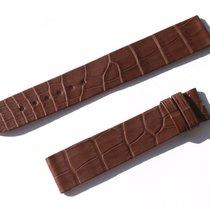 萧邦 (Chopard) Croco Armband Braun Brown 17 Mm Für Dornschliesse...