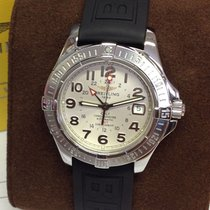 Breitling Colt GMT A32350 - Serviced By Breitling