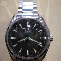 Omega Seamaster co-axial Aqua terra special edition GOLF