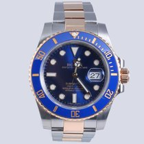 Rolex Submariner Gold and Steel 116613LB