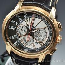 Audemars Piguet Mens  Millenary Chronograph 18K Rose Gold...