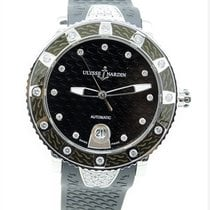 Ulysse Nardin Marine Collection Lady Diver Diamond  40MM ...