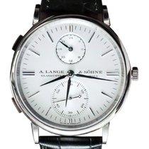 A. Lange & Söhne Saxonia · Dual Time 386.026