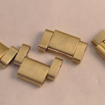 Omega 1153 Link Gold Plated Bracelet New Old Stock