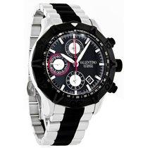 Valentino Homme Mens Swiss Chrono Automatic Watch V40LCA9R909-...