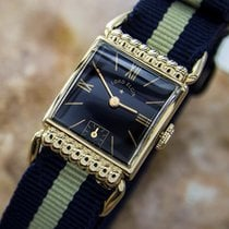 Elgin Rare Unisex Manual Antique Watch Circa 1930 Swiss Driver...