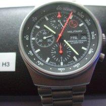Porsche Design  ORFINA  3H  CHRONOGRAPH  MILITARY LEMANIA5100