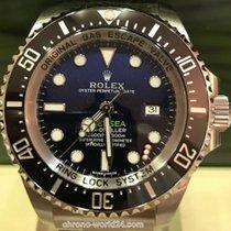 Rolex Deepsea D Blue Ref. 116660 ungetragen LC100 2016