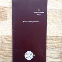 Patek Philippe Manual ( Anleitung ) Manual Winding Movement