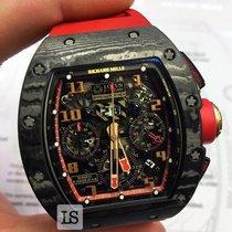 Richard Mille RM 011 Romain Grosjean's