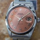 Rolex 6694 Oysterdate Precision Manual Swiss Made Luxury Watch...