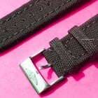 Breitling 22mm Black Canvas Strap Galactic 44mm A45320B9
