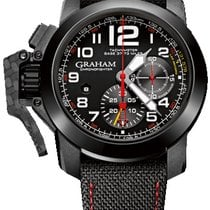 Graham TT Isle of Man Chronofighter Oversize Superlight TT...