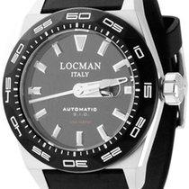 Locman STEALTH Automatic   0215V10KBKNKS2K 30ATM