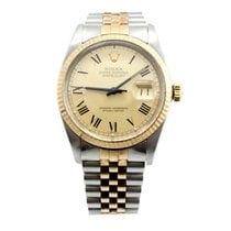 Rolex SS/18K Yellow Gold Rolex Datejust Ref. 16013