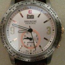 Swiss Military Hanowa Revenge Dual Time Watch 06-4131-1-04-001