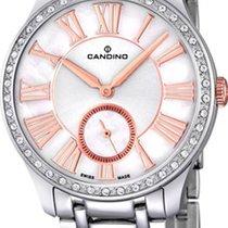 Candino Classic C4595/1 Damenarmbanduhr Mit Kristallsteinen