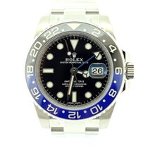 Rolex GMT Master II  Batman Blue Black Ceramic