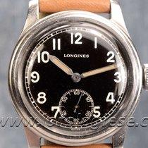 Longines Sei Tacche 1943 Waterproof-style Steel Watch Cal.12.68 Z