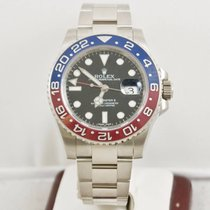 Rolex GMT-Master II 116719 White Gold Watch Box & Papers 2015