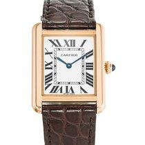 Cartier Watch Tank Solo W5200024