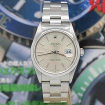 Rolex Date Stahl Automatik Ref:15200 mit Rolex Box von 1991