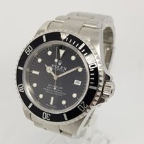 Rolex Sea-Dweller Mens 40mm 2004 Steel Watch Full Set