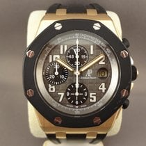 Audemars Piguet Royal Oak Offshore Chrono pink Gold