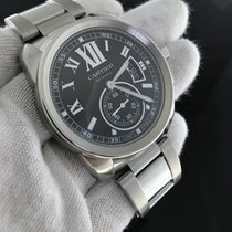 Cartier Calibre De Cartier 42mm W7100016 Stainless Steel...